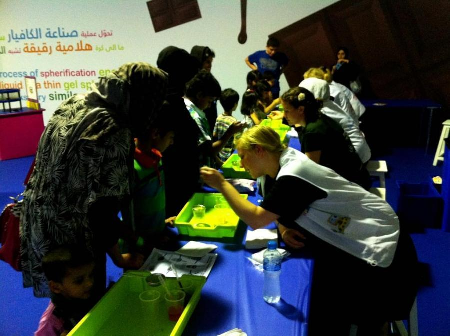 Abu Dhabi Science Festival Opens